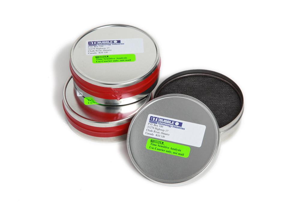 Radon Monitoring   Bubble Technology Industries Inc